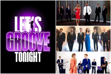 Lets Groove Tonight