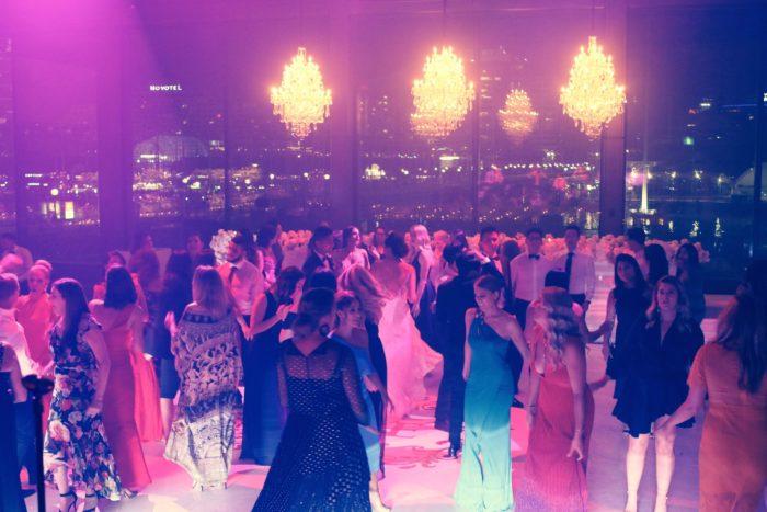 Hyatt Regency Wedding Dance Floor