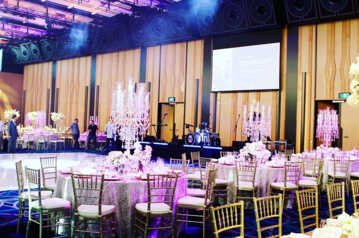 Hyatt Regency Wedding Reception